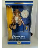 Barbie Sydney 2000 Olympic Pin Collector Doll MIB NRFB - $50.45