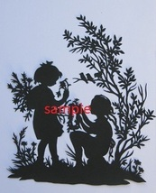 Flower Chains Cross Stitch Chart - $8.00