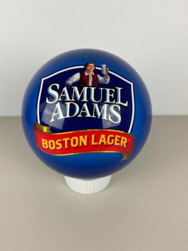 Primary image for Samuel Adams Boston Lager Bowling Ball Blue 12 LBS Viz-A-Ball USBC