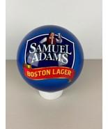 Samuel Adams Boston Lager Bowling Ball Blue 12 LBS Viz-A-Ball USBC - $98.99
