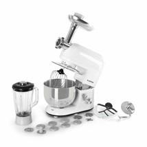 Klarstein Lucia Bianca Robot Of Kitchen Universal 1200W 5L Mincer Head P... - $479.29