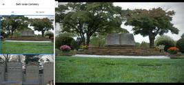 Burial plot one grave Beth Israel Memorial Gardens Woodbridge NJ - $3,000.00