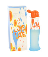 I Love Love by Moschino Eau De Toilette Spray 1 oz for Women #421432 - $29.12