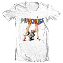 Munchies T-shirt retro 80's sci fi Critters Gremlins 100% cotton graphic tee image 2