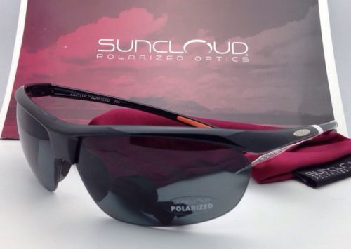 812edd4393f t2ec16f w8fidytnqmfbsric 3nu 60 12. t2ec16f w8fidytnqmfbsric 3nu 60 12.  Previous. New SUNCLOUD POLARIZED OPTICS Sunglasses ZEPHYR Black w  Grey  lenses