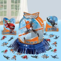 Dusty & Friends Disney Planes Movie Kids Birthday Party Table Decorating Kit - $13.45