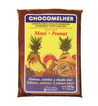 Chocomelher  Cholocate Flavored Coating with Peanuts 13.22 oz (375 gr) -... - $11.50+