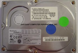 30GB 3.5in IDE Drive Quantum QML30000LD-A LD30A Tested Good Free USA Shipping
