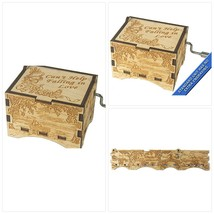 TheLaser'sEdge, Can't Help Falling in Love, Personalizable Music Box, La... - $29.91