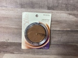 1 New Covergirl Q110 Queen Collection Natural Hue Bronzer Brown Bronze - $8.80