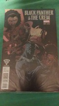 Black Panther and The Crew #1 Fried Pie variant - $5.00