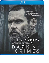 Dark Crimes  (Blu-ray + DVD, 2018)