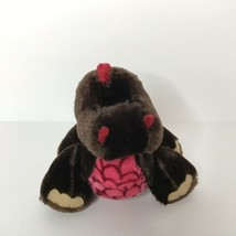 "Ganz Webkinz Cocoa Dinosaur 7"" Plush Stuffed Animal Beanie No Code - $18.69"