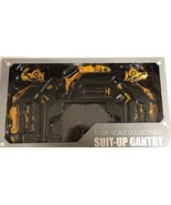 Suit-up Gantry Movable w/ LED Lights Suitable For 1/12 Iron Man Mark MK ... - $151.89