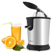 Chuzy Chef PKJCR305 160-Watt Electric Citrus Juicer, Stainless Steel - $49.98