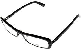 Fendi Prescription Eyeglasses Frame Womens F728 007 Black Rectangular - $177.21