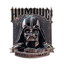 Star Wars Disney Lapel Pin: Merry Sithmas Darth Vader  - $30.00