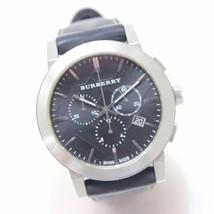 AUTHENTIC BURBERRY The City Chronograph Men's Wristwatch Quartz BU9356 - $375.00