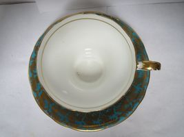 AYNSLEY TEA CUP AND SAUCER              G image 3