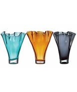 Lenox Organics Ruffle Crystal Vase - $199.95