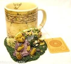 "Boyds Bears Accessory- MUG- ""Rebecca.. Vintage Garden"" Style #390531 -NIB - $29.99"