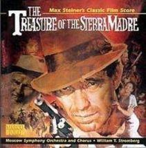 The Treasure Of The Sierra madre - Soundtrack/Score CD ( LIKE NEW ) - $26.80