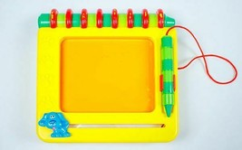 BLUE'S CLUES HANDY DANDY NOTEBOOK ACTIVITY DRAWING TOY DOODLE 4 STAMPS  ... - $27.71