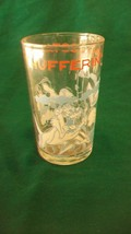 1974 TAZ, DAFFY, PORKY PIG THUFFERIN' THUCCOTASH!! JUICE GLASS - $19.80