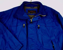 Timberland WeatherGear Coat Waterproof Style 11218 Blue Sz 2XL Detach Hood - $54.99