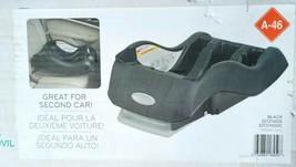 Evenflo Infant Car Seat Base, Embrace, Position Adjustable, Black NEW Never Open - $19.99