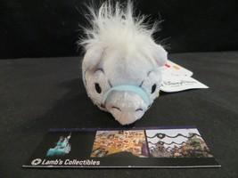 Jingles Carousel Horse mini tsum tsum plush Disney Parks - $13.62