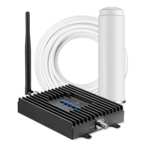 SureCall Fusion4Home Cell Phone Signal Booster Kit for All Carriers 3G/4... - $399.99