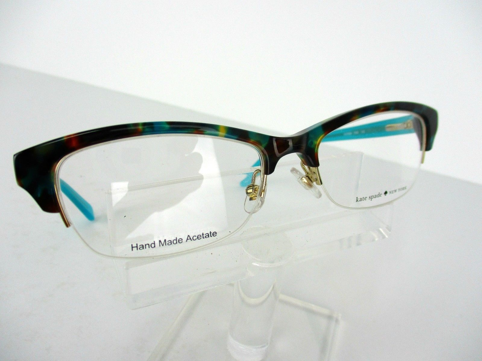 d000b1281031 Kate Spade Marika (FX6) Turquoise Havana 51 and 21 similar items
