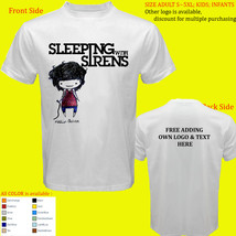 Sleeping With Sirens SWS 5 Concert Album Shirt Size Adult S-5XL Kids Baby's  - $20.00+