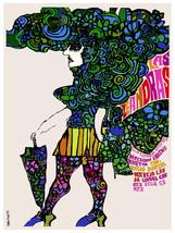 Las Leandras vintage Movie POSTER.Graphic Design.Wall Art Decoration.3482 - $10.89+