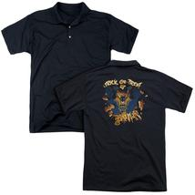 Batman - Pumpkin Burst (Back Print) Mens Regular Fit Polo - $24.99+