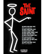 THE SAINT MOVIE COLLECTION - $28.95