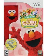 Sesame Street: Elmo's A-to-Zoo Adventure - Nintendo Wii by Warner Bros [... - $47.97
