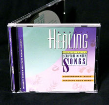 HOSANNA SCRIPTURE MEMORY SONGS Healing 1992 CD RARE WORSHIP MUSIC - $19.95