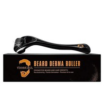 Beard Derma Roller for Beard Growth - Stimulate Beard Growth - Derma Roller for  image 1