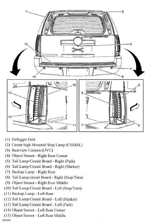 2007 escalade service manual
