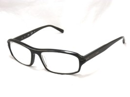 Michael Kors MK 274M Unisex Eyeglasses Frame. Rectangular, 001 Black 55m... - $44.50