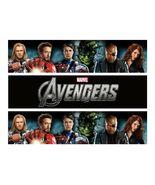 Avengers Edible Cake Strips - Cake Wraps - $8.98+