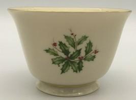 Lenox Holiday Treat bowl  - $8.00