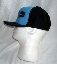 Mens Propane Industrial hat snap back Made in USA blue image 3