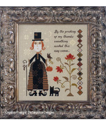 Something Wicked cross stitch chart Barbara Ana Designs - $10.80
