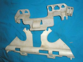 1990 Honda CBR 600 F Miscellaneous Wiring Harness Loom Mount Brackets - $1.88
