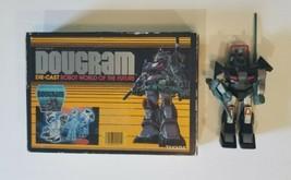 Takara Dougram 1/72 Die-Cast Robot No 901 Series 01 Sun Fang Dual Model #BR589 - $99.00