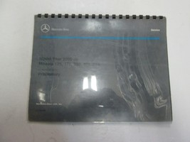 2000 Mercedes Benz Model 163 Introduction into Service Manual PRELIMINARY OEM 00 - $33.93