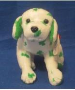Ty Beanie Baby Blarn-e The St. Patrick's Day Dog NEW - $12.86